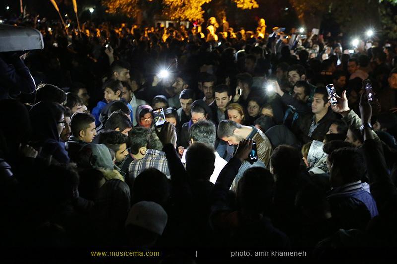 c %2815%29 1 تجمع هواداران مرتضی پاشایی در شهر های مختلف / تمام ایران ترانههای «مرتضی پاشایی» را خواندند + عکس