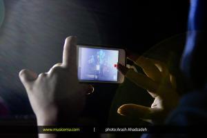 کنسرت مرتضی پاشایی در کیش